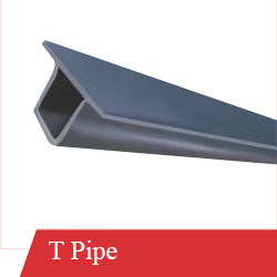 MS T Pipe Available at Mehboob Steel Traders